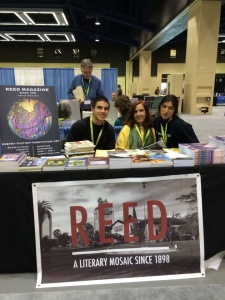 Shelly and REED at AWP